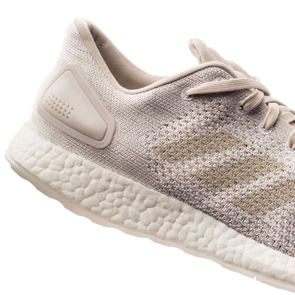 ... adidas pure boost dpr - grey one chalk pearl footwear white - running  shoes ... f4ef9038679