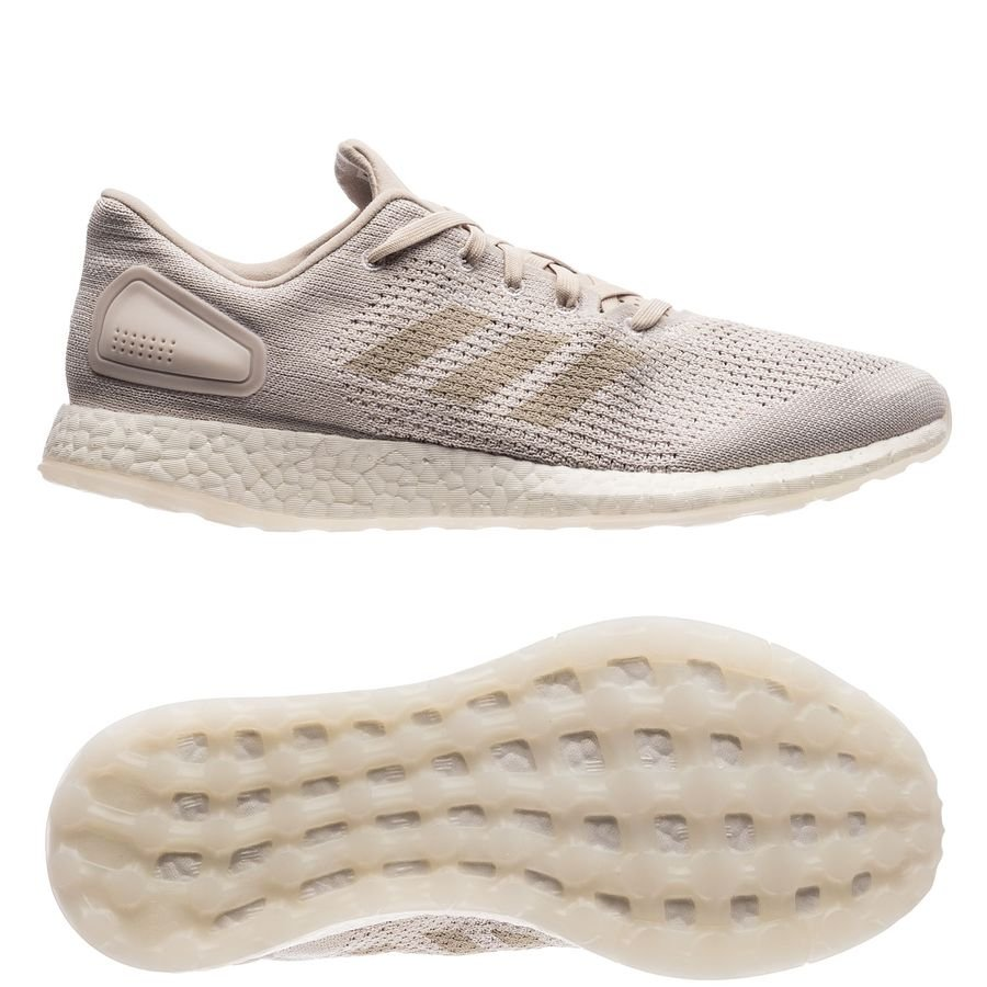 adidas pure boost dpr - grey one chalk pearl footwear white - running shoes  ... 1a27076d9ab