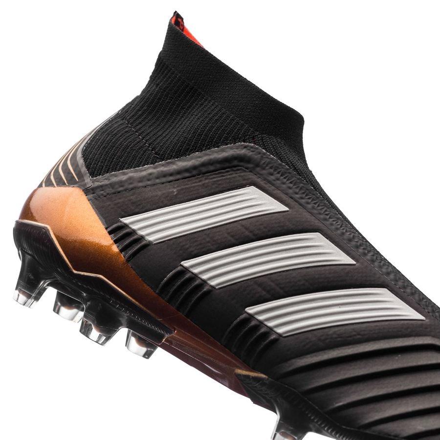 4e6fdeb66a47 adidas Predator 18+ FG AG Skystalker - Core Black Footwear White Metallic  Gold