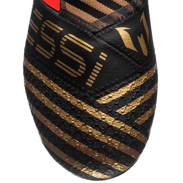 best loved 89dd5 2a357 ... shoes sizetop søgningkvalitetsgaranti adidas nemeziz messi 17+ fg ag  skystalker sort rød guld