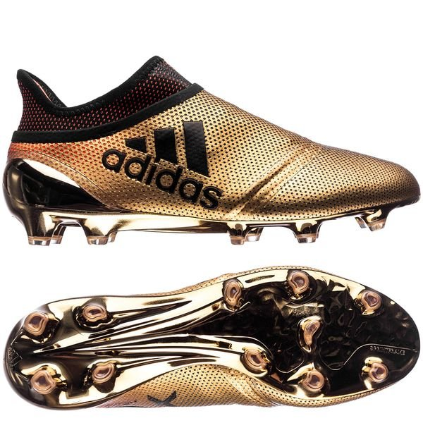 494a034c7c7 300.00 EUR. Price is incl. 19% VAT. -25%. adidas X 17+ FG AG Skystalker - Tactile  Gold Metallic Core Black