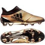adidas X 17+ FG/AG Skystalker - Gold/Schwarz/Rot