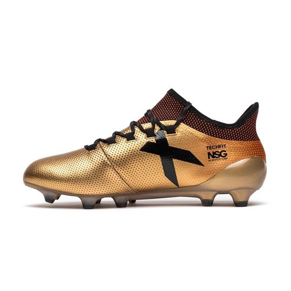 Adidas x FG / AG skystalker tactil negro oro metalico / CORE