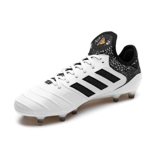 adidas Copa 18.1 FG/AG Skystalker - Footwear White/Core Black/Tactile Gold  Metallic