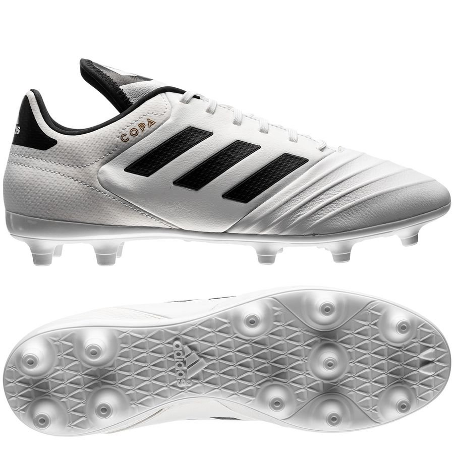 100% authentic 0f64e 312f7 adidas copa 18.3 fgag skystalker - footwear whitecore blacktactile gold  ...