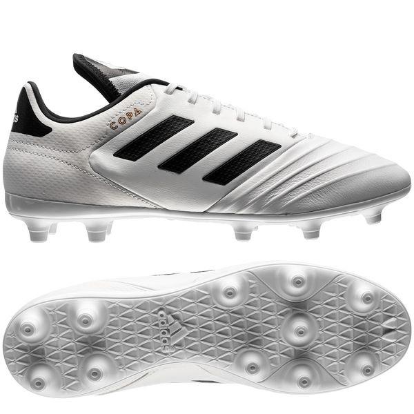 86449d1cc 70.00 EUR. Price is incl. 19% VAT. -50%. adidas Copa 18.3 FG AG Skystalker  - Footwear White Core Black Tactile Gold