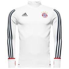 Bayern München Träningströja - Vit/Navy Barn