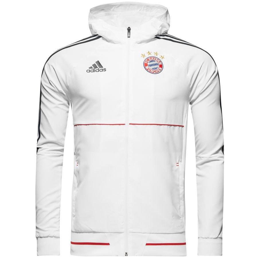 Bayern Munich Veste Presentation - Blanc Enfant