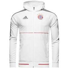 Image of   Bayern München Jakke Presentation - Hvid Børn