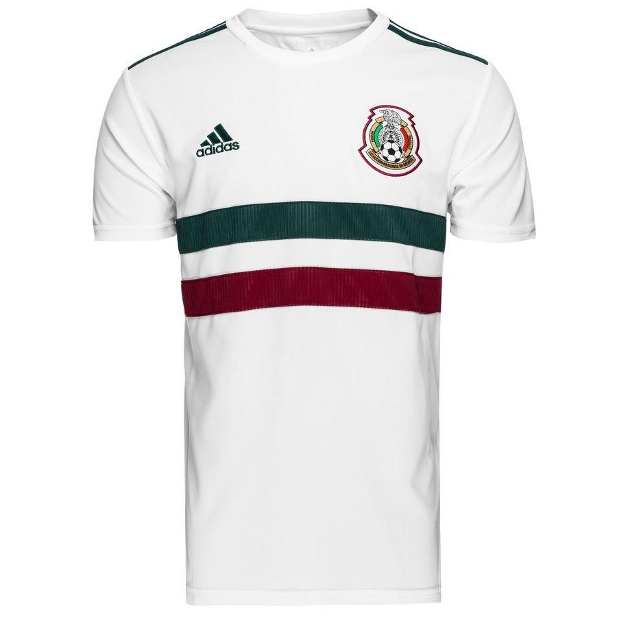 mexique maillot extérieur coupe du monde 2018 enfant - maillots de football