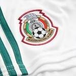 mexico hjemmebaneshorts 2017/18 - fodboldshorts