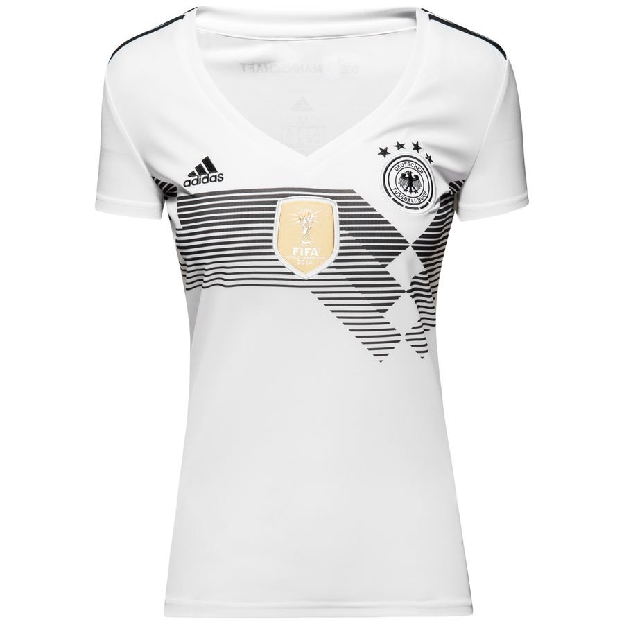Allemagne Maillot Domicile Coupe du Monde 2018 Femme
