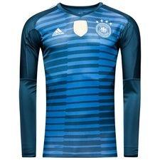 tyskland målmandstrøje hjemmebane 2018/19 børn - fodboldtrøjer