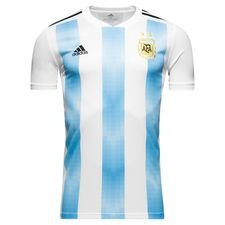 argentina home shirt world cup 2018 kids - football shirts