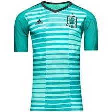 spanien målmandstrøje vm 2018 - fodboldtrøjer