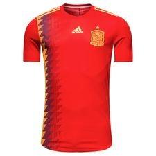 Det spanske landshold, også kaldet La Furia Roja, har kvalificeret sig til sin 11. VM slutrunde i træk. Landet har vundet VM slutrunden én gang før, og det var