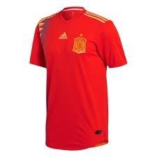 Spanien Hemmatröja 2017/18 Authentic