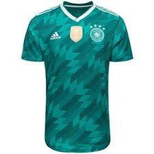 tyskland udebanetrøje vm 2018 authentic - fodboldtrøjer