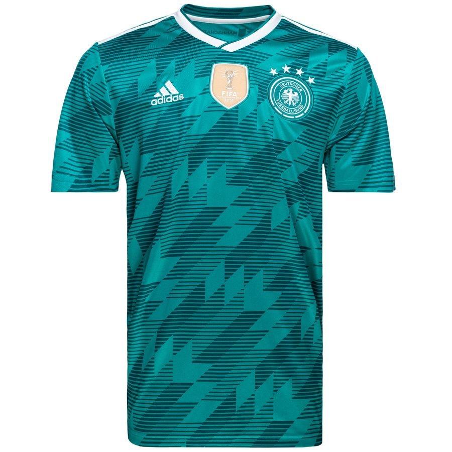 Allemagne Maillot Extérieur Coupe du Monde 2018 Enfant
