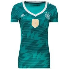 germany away shirt world cup 2018 women - football shirts