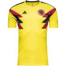 colombia hjemmebanetrøje vm 2018 børn - fodboldtrøjer