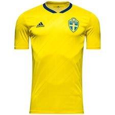 Sverige Hemmatröja VM 2018 Barn