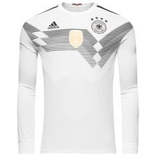 germany home shirt world cup 2018 l/s - football shirts