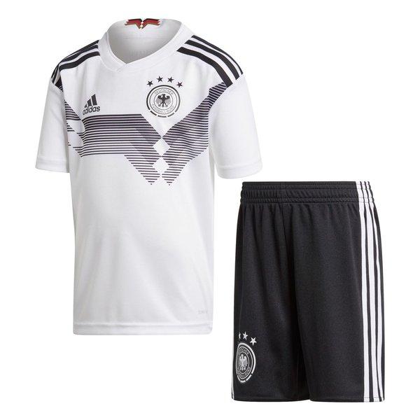 Allemagne maillot domicile coupe du monde 2018 mini kit - Maillot allemagne coupe du monde 2014 ...