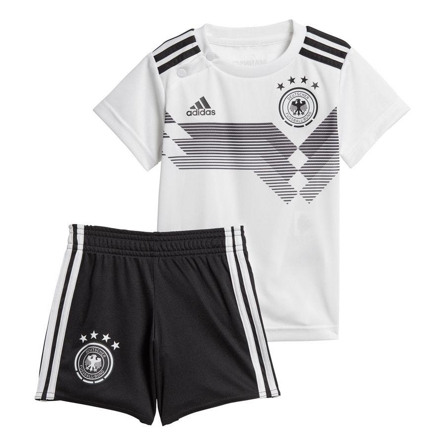 germany home shirt world cup 2018 baby-kit kids - football shirts ... 6f246c8fb