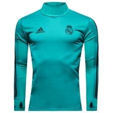 Real Madrid Träningströja - Turkos/Svart
