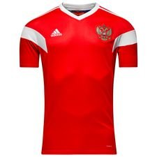 russia home shirt world cup 2018 - football shirts
