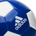 adidas fodbold epp ii - hvid/blå - fodbolde