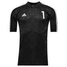 adidas training t-shirt tango icon - black/white - t-shirts