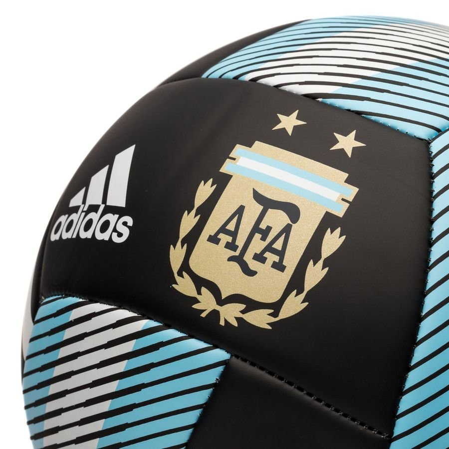 argentinien fu ball schwarz wei blau. Black Bedroom Furniture Sets. Home Design Ideas