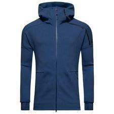 adidas hoodie fz z.n.e. 2.0 - noble indigo - hoodies