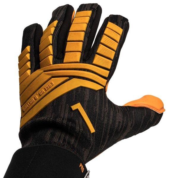 clearance sale super specials good texture adidas Gants de Gardien Predator Lev Yashin - Gris/Noir/Orange