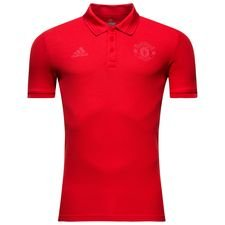 Image of   Manchester United Seasonal Special Polo - Rød