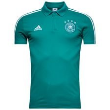 germany polo - equipment green/white - polo shirts
