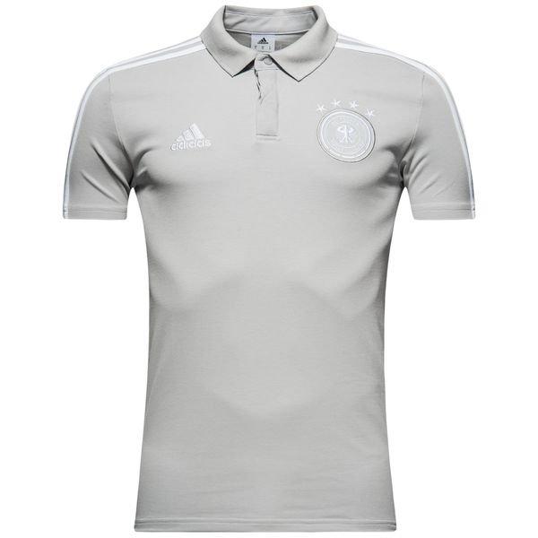 geringster Preis auf großhandel bis zu 80% sparen DFB Deutschland Polo - Grau/Weiß