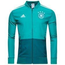 tyskland jakke presentation - grøn/hvid - jakker