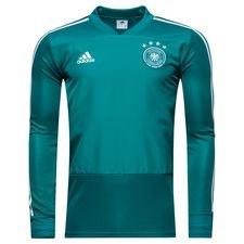 tyskland træningstrøje - grøn/hvid - træningstrøjer