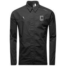 japan jakke z.n.e. woven - sort - træningsjakke