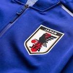 japan jakke z.n.e. knit - blå - træningsjakke