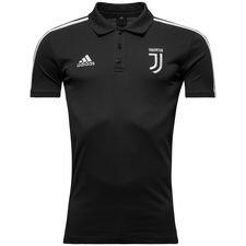 Image of   Juventus 3S Polo - Grå/Hvid