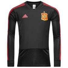 spain training shirt - night grey/red - training tops