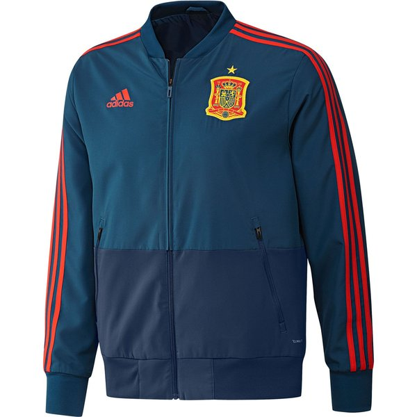 spanien jakke presentation - blå/rød børn - jakker