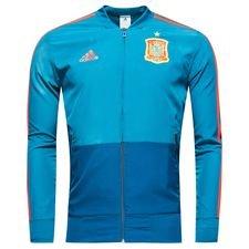 spain jacket presentation - blue/red - jackets