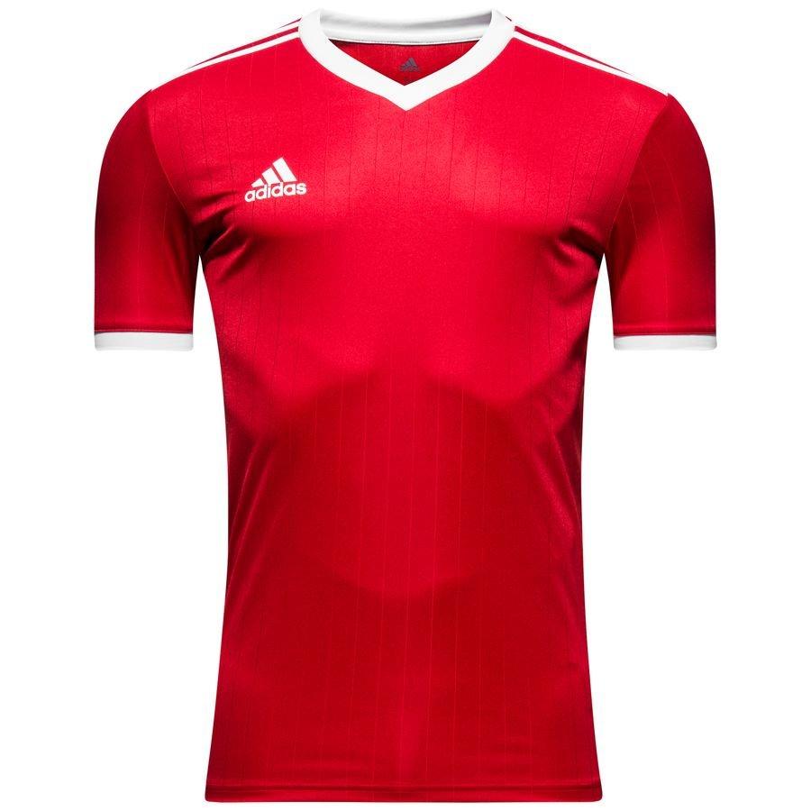 adidas Maillot Tabela 18 - Rouge/Blanc