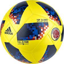 Colombia Fodbold VM 2018 Telstar 18 - Gul/Navy