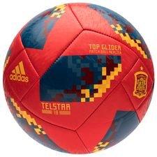 Spanien Fodbold VM 2018 Telstar 18 Glider - Rød/Gul